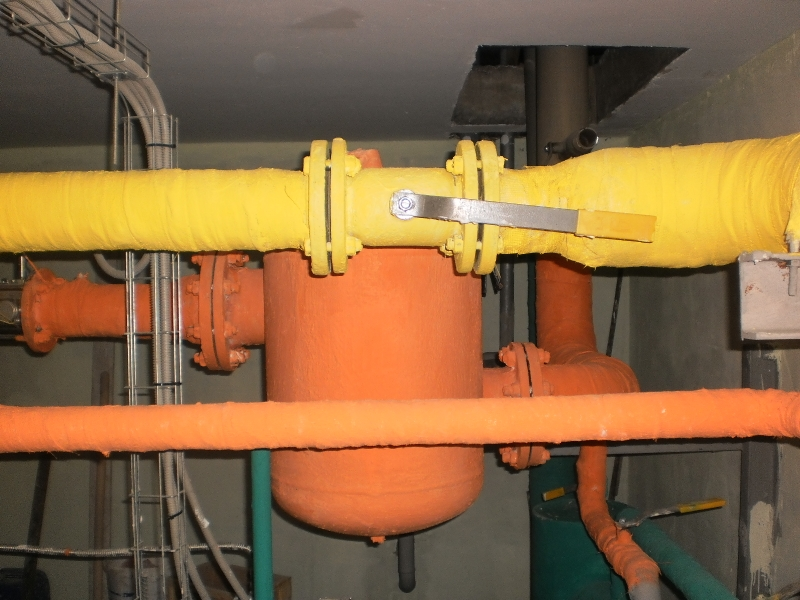 ProtekAsia-Thermal Insulation of Pipelines